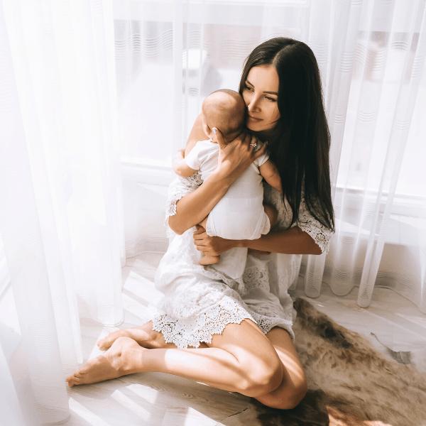 Tips for Overwhelmed New Mom