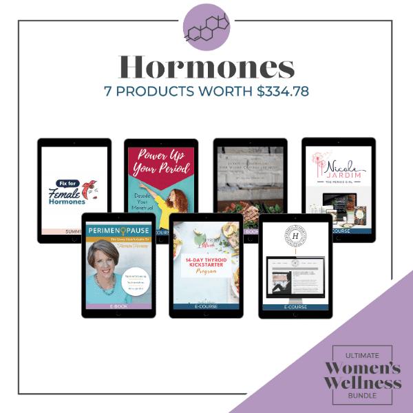 Ultimate Women's Wellness Bundle Hormones