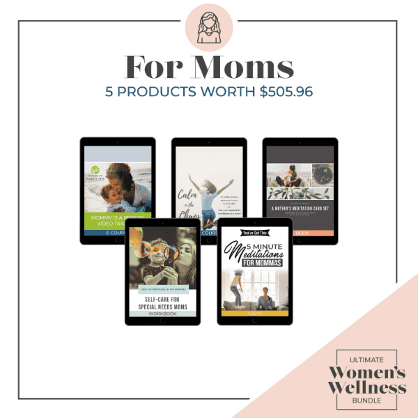 Ultimate Women's Wellness Bundle Moms