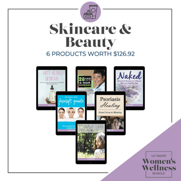 Ultimate Women's Wellness Bundle Skincare and Beauty