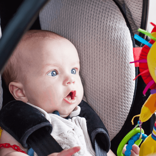 5 Must-Do's if Your Baby HATES the Car Seat