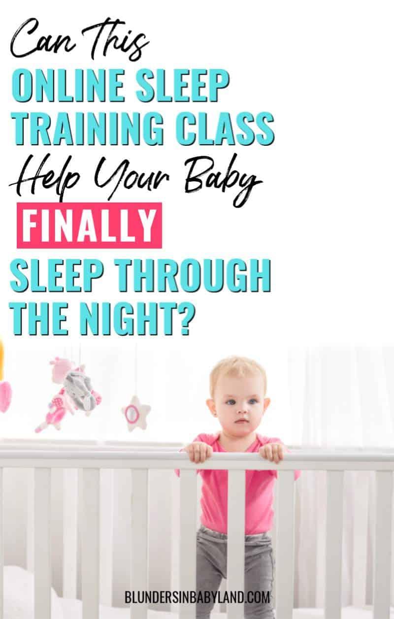 Online Baby Sleep Training Course - Zoe Chu - SG Supernanny Sleep Baby Sleep Online Training Program Review