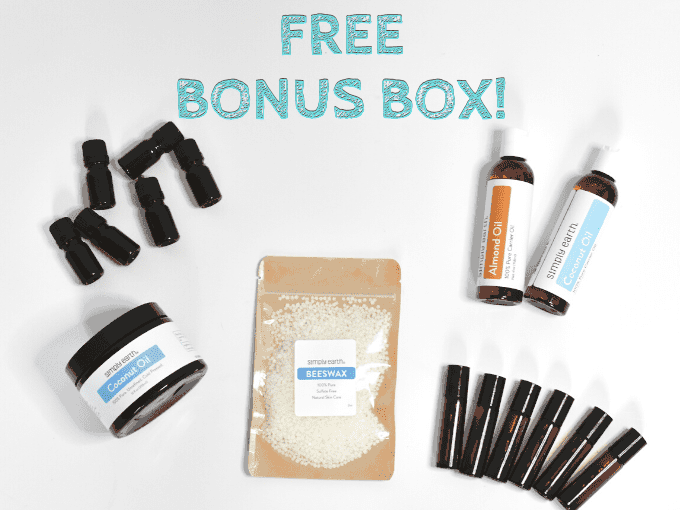 Simply Earth Essential Oils Bonus Box - March 2020 (1)