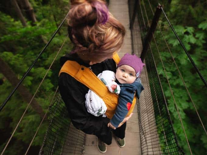 Wear Your Baby - Self-Care for New Moms