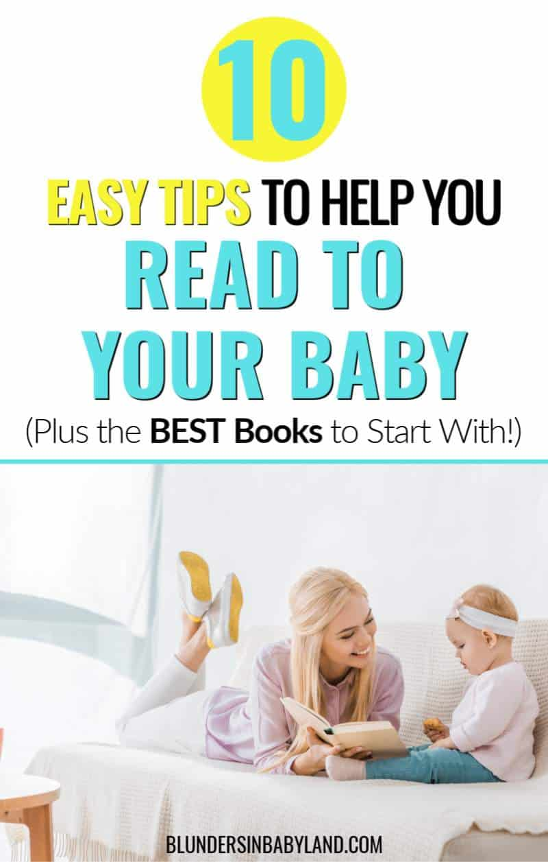 How to Read to Your Baby - Best Books for Babies