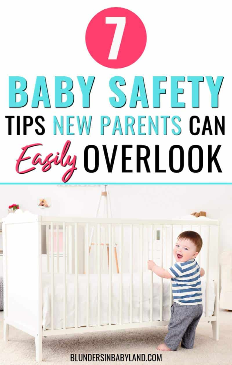 Baby Safety Tips New Parents Can Overlook