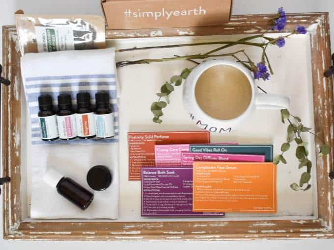 Simply Earth May 2020 Recipe Box Review