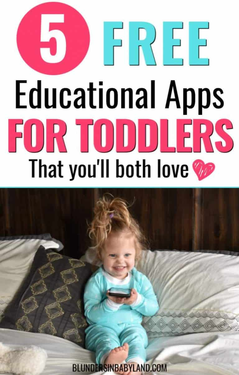 best free apps for 5 year olds