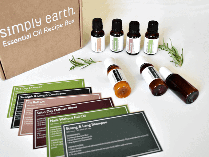 Simply Earth - July Box - Includes