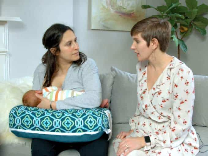 Mama Natural Baby Care Course - Maura Winkler Breastfeeding Tutorial