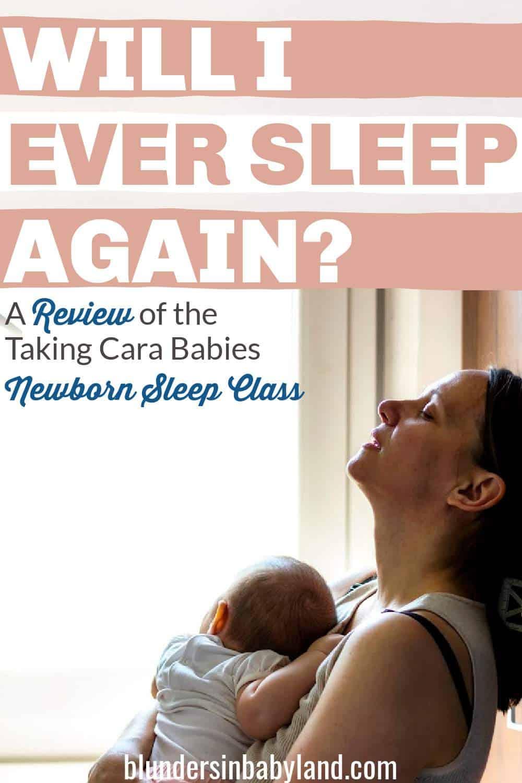Taking Cara Babies Newborn Class - Taking Cara Babies Review