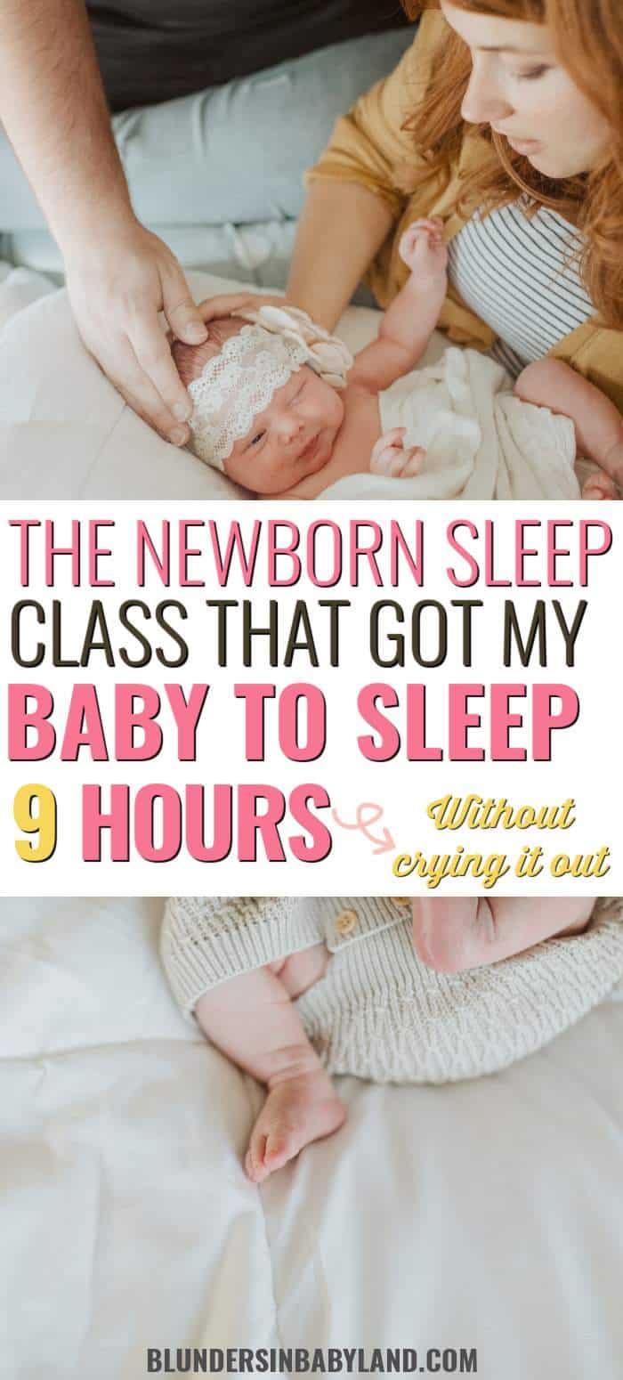 newborn sleep training -Taking Cara Babies - Will I Ever Sleep Again
