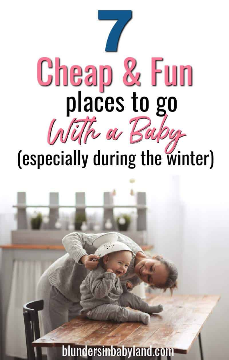 places to take a baby - things to do with a baby