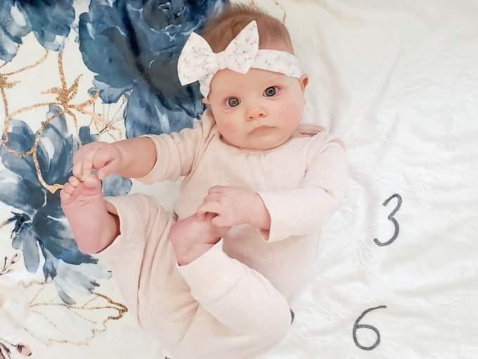 4 Month Old - Baby Elle - Taking Cara Babies (1)