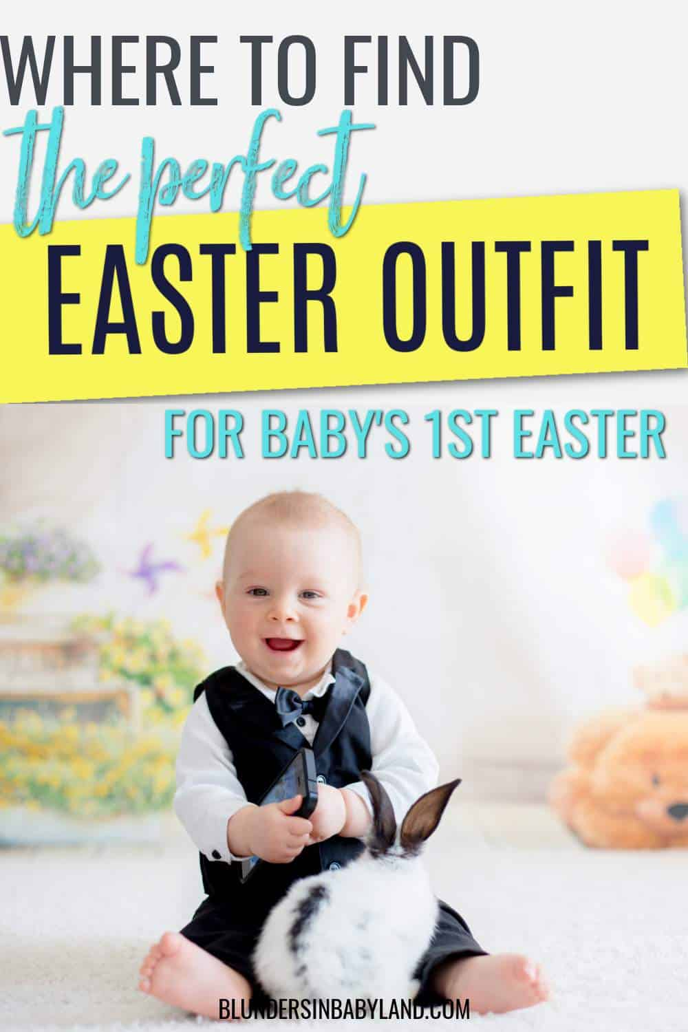 Easter outfits for babies - easter dress for baby ideas