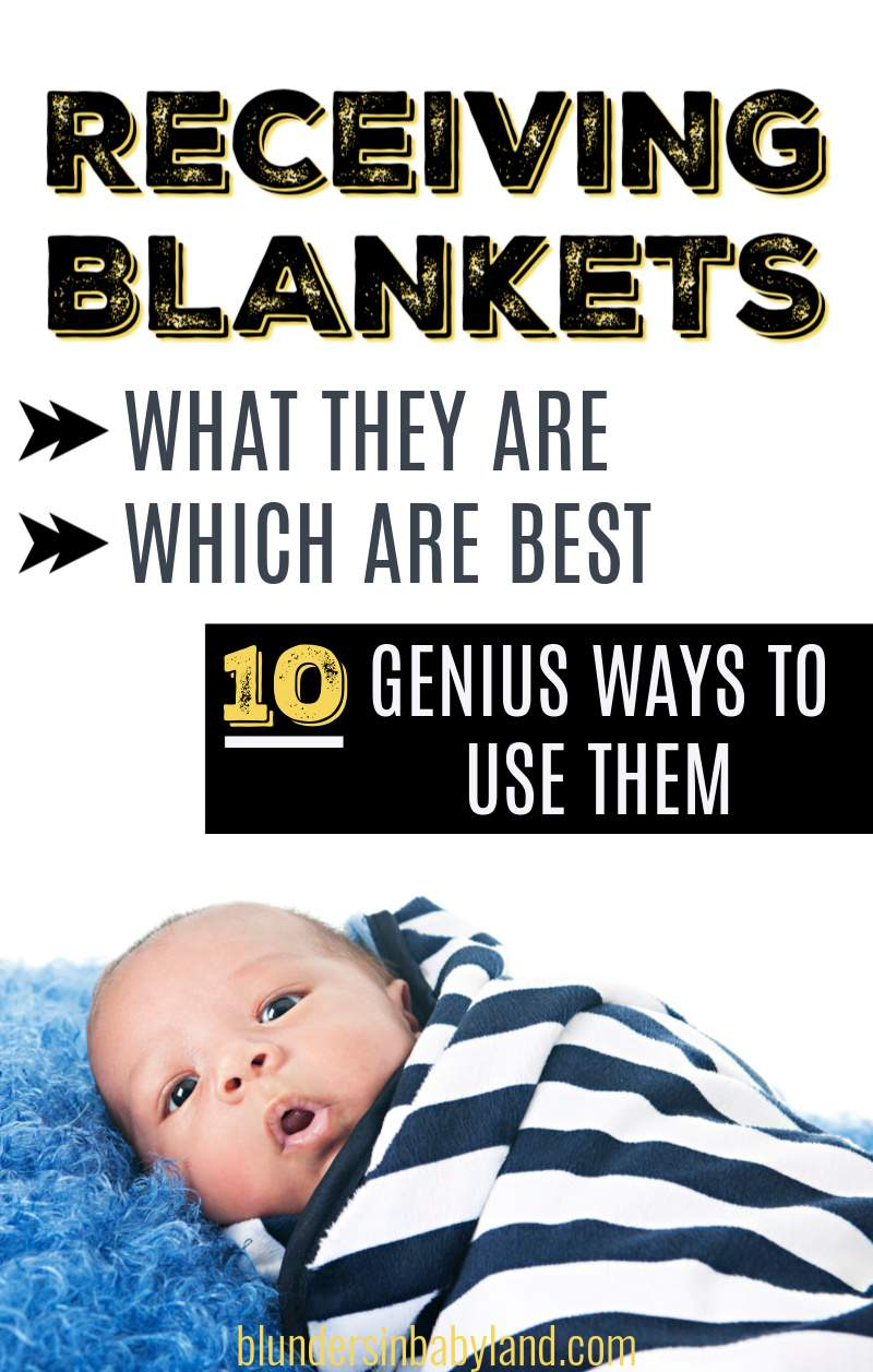 Receiving Blankets - What Are Receiving Blankets