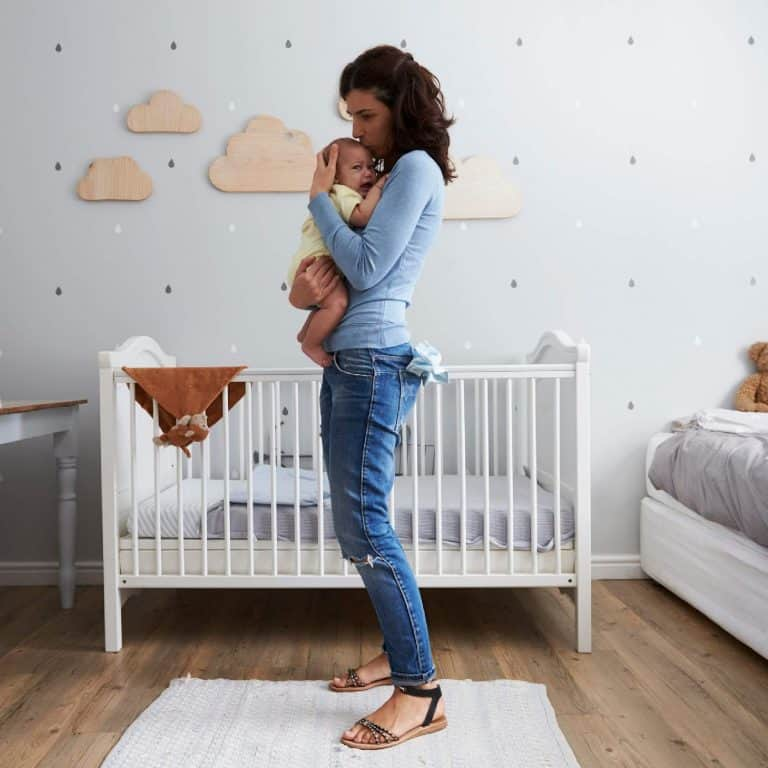 How to Get an Overtired Baby to Sleep: 5 Tips Every Mom Needs to Know