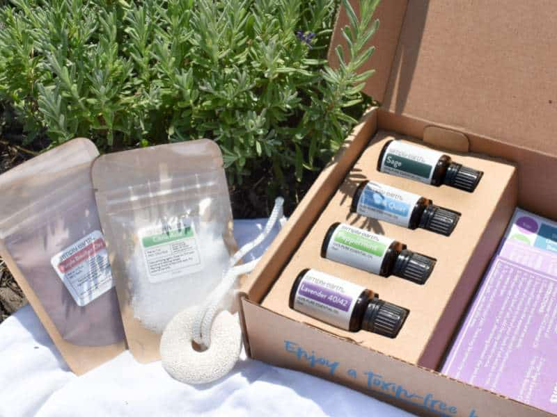 Simply Earth August Recipe Box 2021 Review (1)