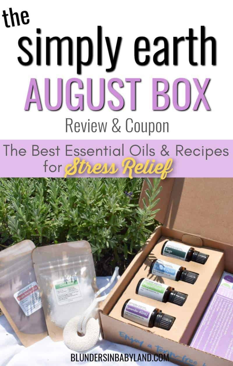 Simply Earth August Recipe Box Review (1)