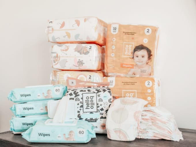 Hello Bello Diaper Bundle- What's Included in the Diaper Bundle