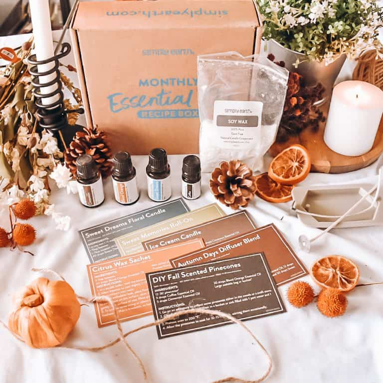 Simply Earth September 2021 Box: Review + Coupon